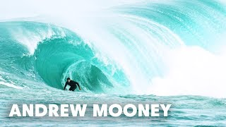 The guy who slays serious slabs for fun: Andrew Mooney