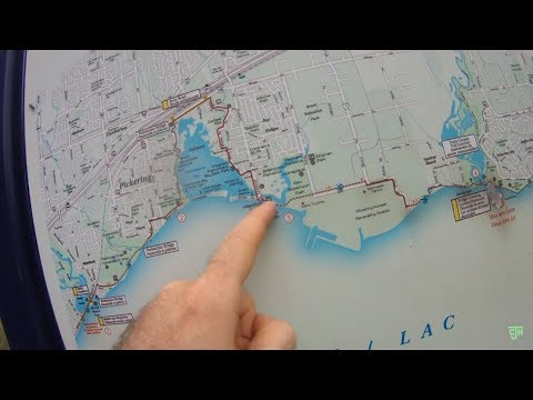 Pickering Waterfront Trail - Cycling Tour