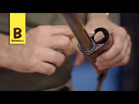 Browning A5 Maintenance Series: Lubrication