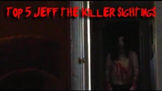 Jeff The Killer Caught?! (Must Watch) | Daikhlo