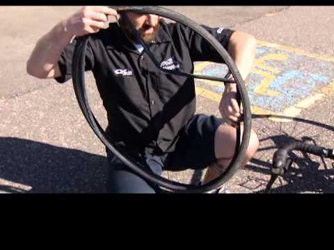 Bike Segments - How to change your tire tube.