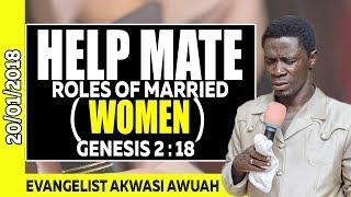 Help Mate👰 by Evangelist Akwasi Awuah