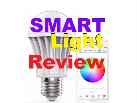 Smart Alexa Light Bulb Review and Setup Tips