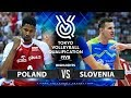 Poland Vs Slovenia Highlights Mens OQT 2019