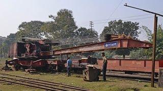 Bangladesh 2013 Part 3   Steam Crane