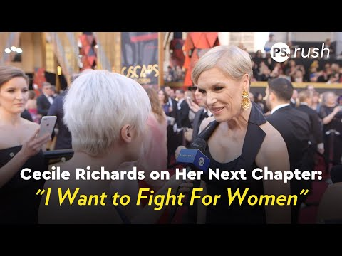 Cecile Richards on Her Next Chapter:
