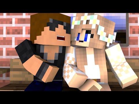 Kissing My Friend   Minecraft Girlfriend S:1 Ep.8