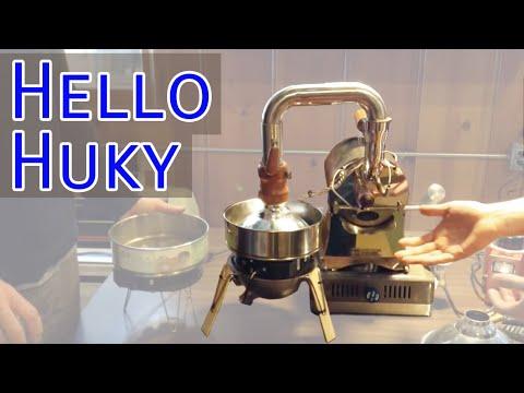 Saying Hello to Huky