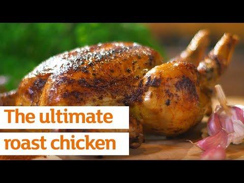How to cook the ultimate roast chicken with Rejina Sabur-Cross | Recipe | Sainsbury's