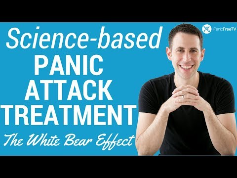 Panic Attack Treatment - Do You Understand The White Bear Effect?