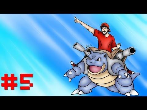 SQUIRTLE!! - Pokemon X - Part 5