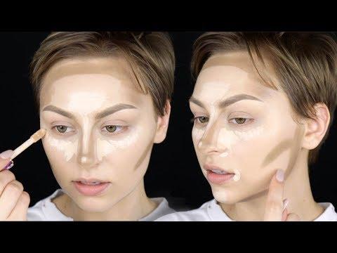 How to Highlight & Contour Like a Pro | Alexandra Anele