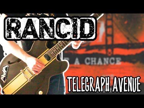 Rancid - Telegraph Avenue Guitar Cover 1080P