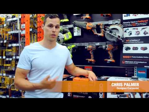 Great Gift Ideas for Father's Day - RIDGID 18V Combo Kit