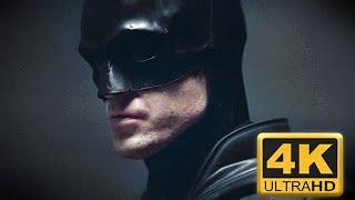 The Batman - Costume Test colorized (4K)