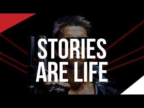 STORIES ARE A METAPHOR FOR LIFE | Robert McKee on London Real