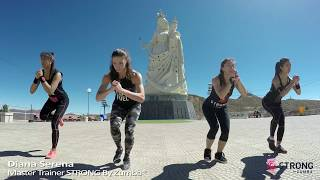 STRONG by Zumba - Master Trainer Diana Serena - Q2 #7