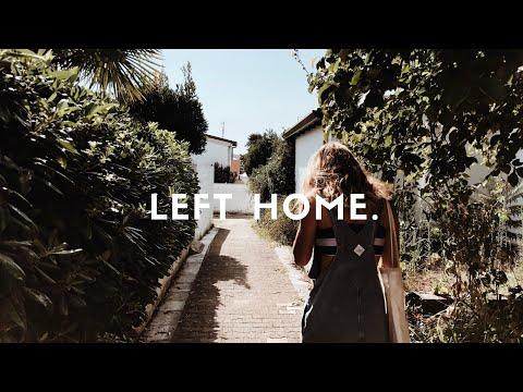 I Left Home & I Don't Have A Plan / My Story