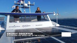 Energy Observer: The world