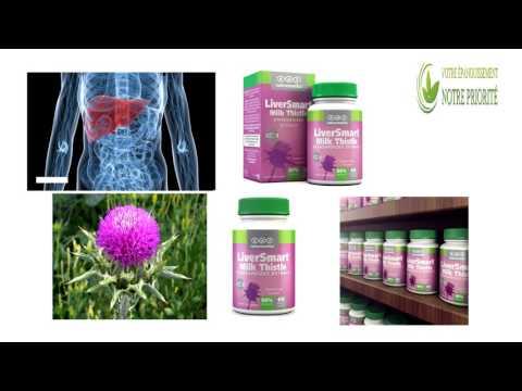 LiverSmart Tested Milk Thistle  Liver Cleanse Formula