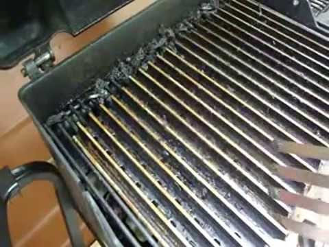 Cleaning GrillGrates