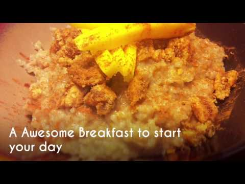 Steel Cut Oatmeal With A Twist oh so healthy and awesome breakfast to start your day