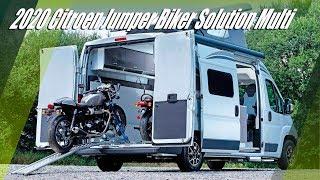 2020 Citroen Jumper Biker Solution Multi - Campervan for ATV or Go-kart