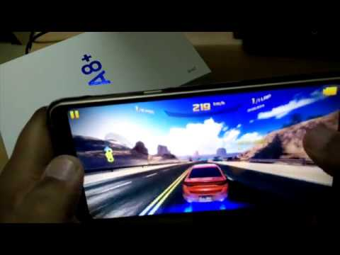 #Unboxing 2018 Samsung Galaxy A8+ Plus (Gold, 6GB RAM + 64GB Memory)