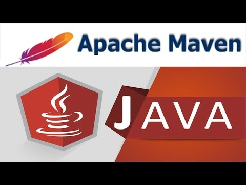 Apache Maven Tutorial With JAVA ( Maven Introduction ) #1