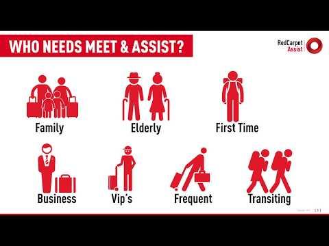 RedCarpet Assist Dubai Airport Meet & Assist Services