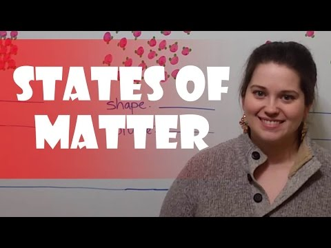 States Of Matter (Solids, Liquids, and Gases)