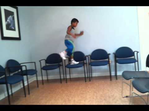Misbehaving Kid At Doctors Office