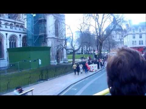 Original London Tour Open Top Hop On Hop Off Sightseeing Bus