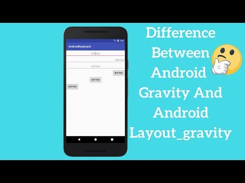 Difference Between Android Gravity And Android Layout_gravity (Explained)