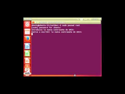 Enable Root User Ubuntu