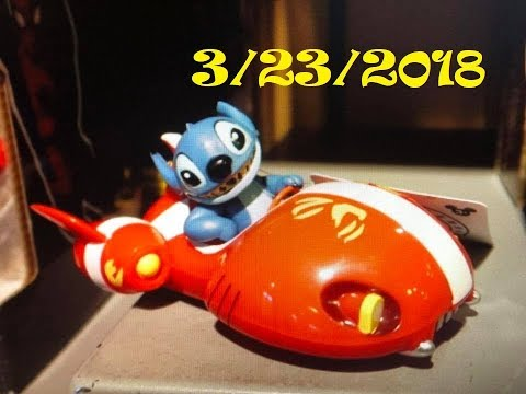 Orlando Disney Character Warehouse Update I-Drive Edition 3/23/18