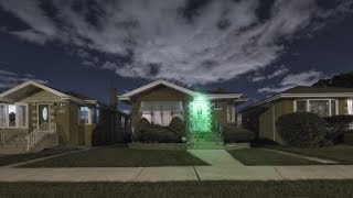 Everyone Needs To Know What It Means To See A Green Light Outside Someone's House