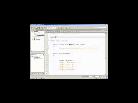 Creating Modular Code