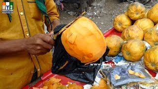 Cut And Prepare Papaya How To Eat Papaya Healthy Street Foods In India