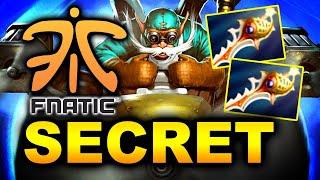 SECRET vs FNATIC - WHAT A GAME! - LEIPZIG MAJOR DreamLeague 13 DOTA 2