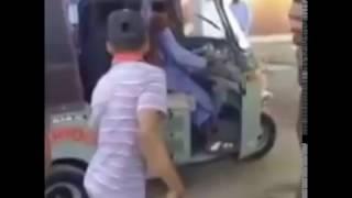 CNG pump per balochi dance.