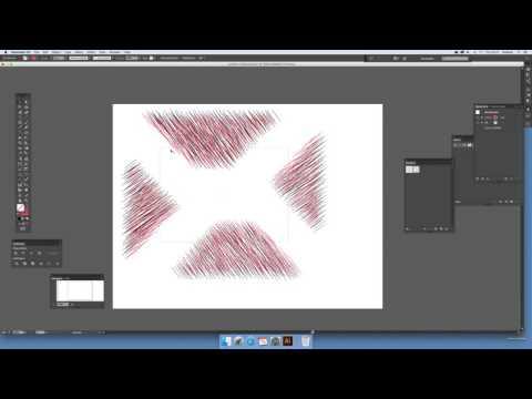 Illustrator / Symbol stipple plugin and registration point (Intermediate) tutorial