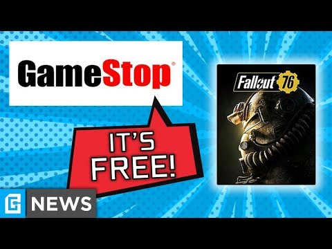 Fallout 76 Is Being GIVEN AWAY!
