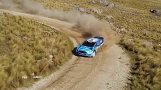 WRC 2016 - DJI Aerial Clip: YPF Rally Argentina