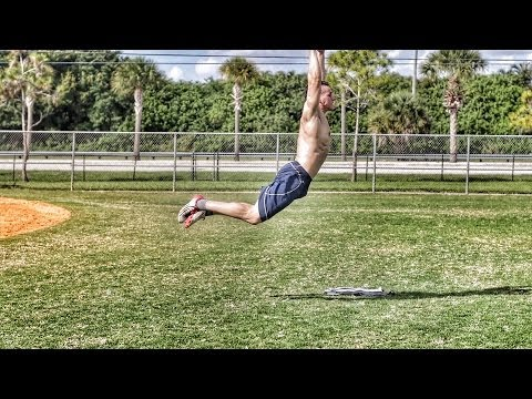 The BEST Calisthenics Workout For HUGE EXPLOSIVE Legs