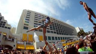 These Cheerleader Tricks Are Insanely Hot And Impressive