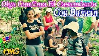 OLGA CONFIRMA EL CASAMIENTO CON DARWIN - NUESTRO PRIMER ANIVERSARIO PARTE 7 | EL SALVADOR GO