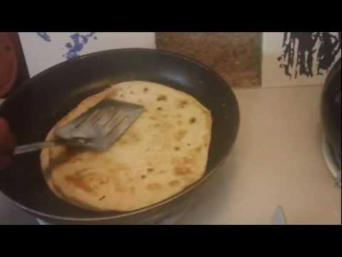 How to make: chicken quesadillas