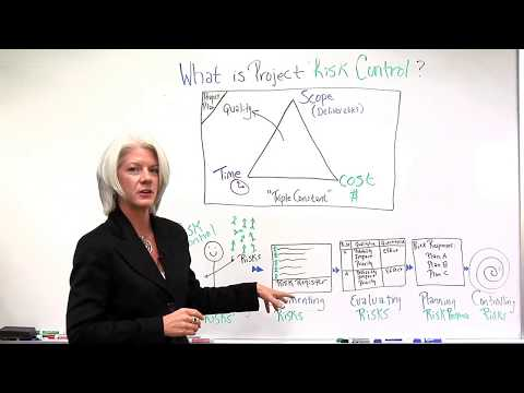 What is Project Risk Control?