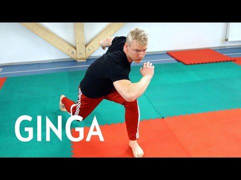 How to Do the Capoeira Ginga (+ Movement Flow)